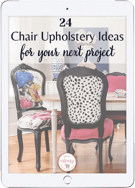 24 Upholstery Ideas