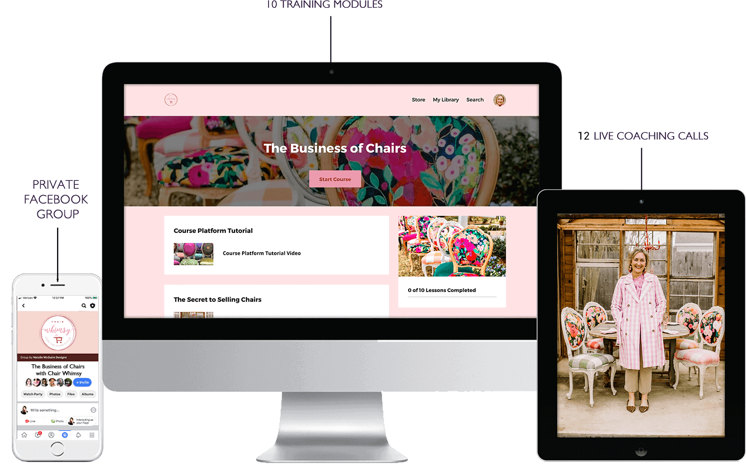 Business of Chair Design Course