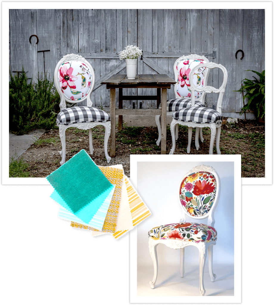 farmhouse chair designs