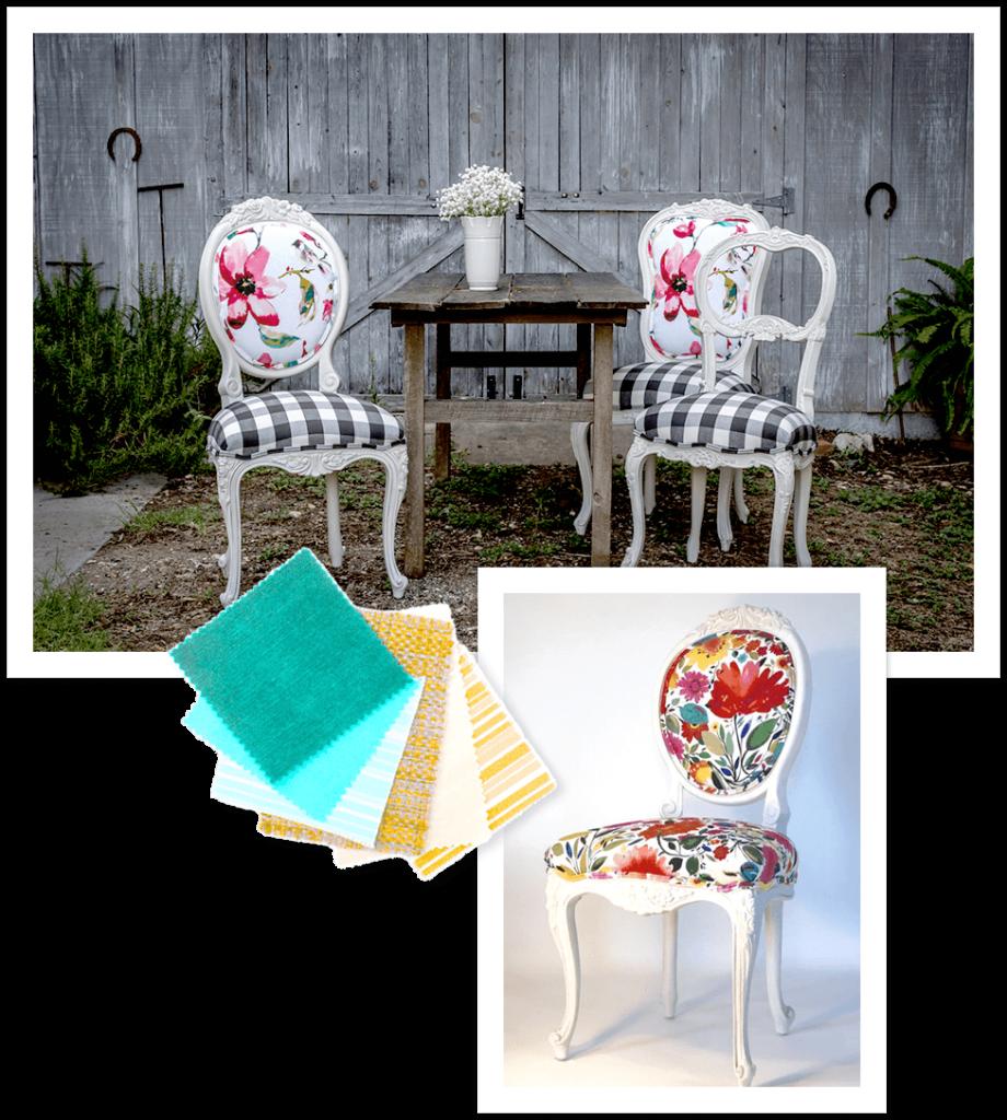 farmhouse chair designs