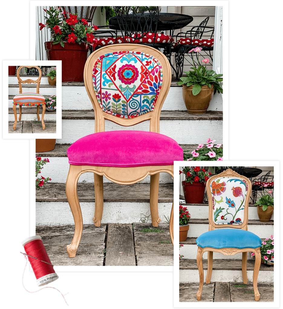 fiesta upholstered chair