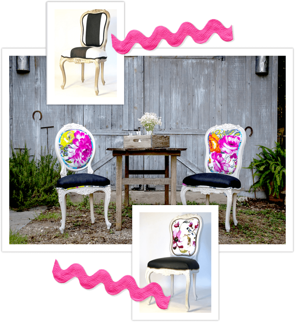 romantic chair designs
