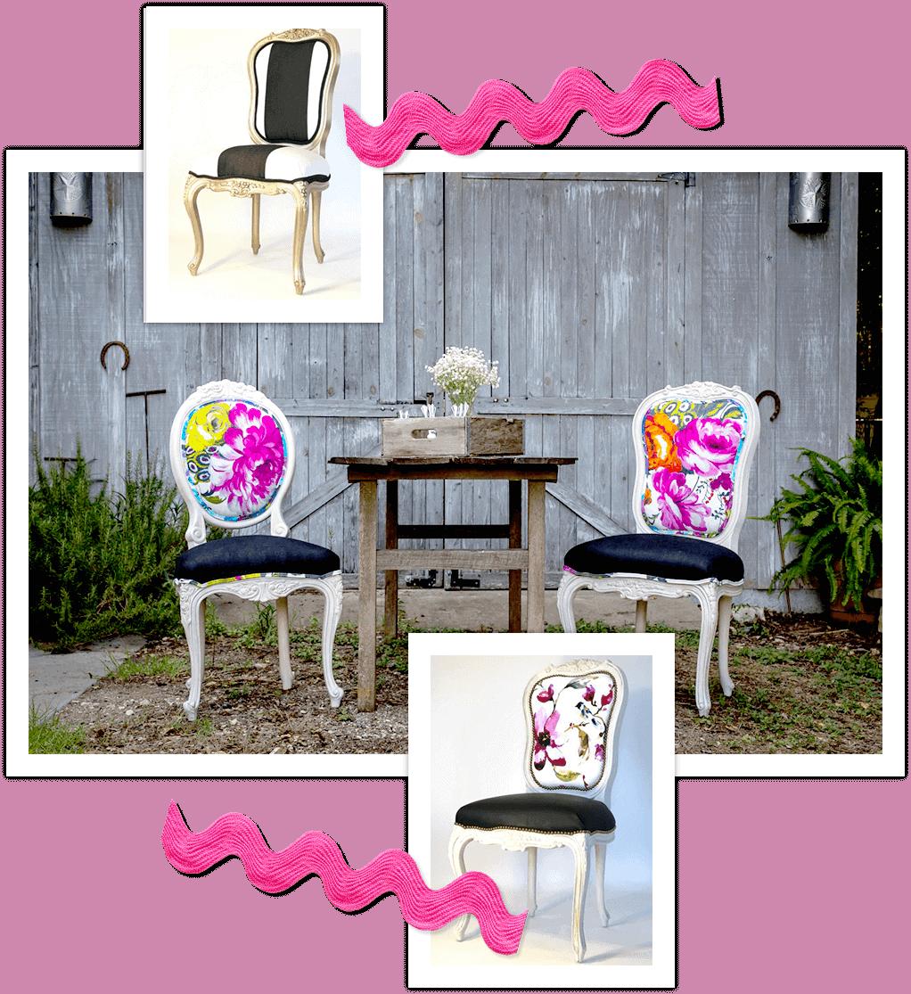 romantic chair designs